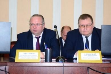 На заседании обсуждались меры по повышению эффективности работы животноводческой отрасли