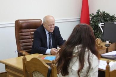 Глава КГК поручил создать комиссии для изучения проблем заявителей