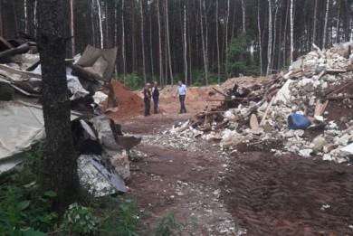Окружающей среде причинен вред в размере свыше 30 тыс. рублей
