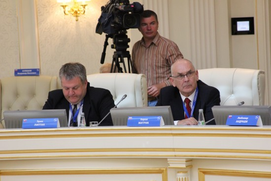 XVI session of the CIS Council of Heads of Supreme Audit Institutions was held in Minsk