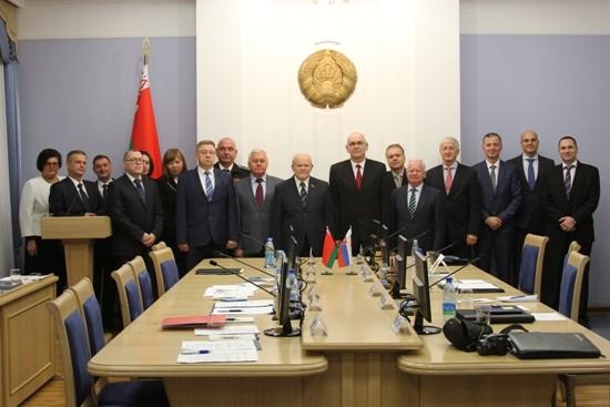 Delegation of the Supreme Audit Institution of the Slovak Republic visited Belarus