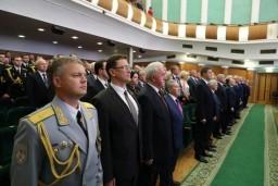 Торжественное мероприятие, посвященное 100-летию органов государственного контроля, состоялось 2 августа 2019 г. в Белорусской государственной филармонии