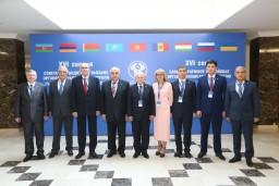 В Минске состоялся форум руководителей высших органов финансового контроля стран СНГ