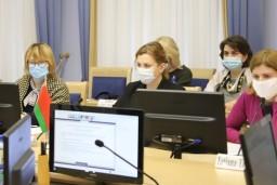 Обсужден ход проведения международного аудита по оценке эффективности использования средств, выделенных на вакцинацию населения
