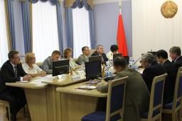В Комитете госконтроля состоялась встреча с представителями миссии технической помощи Международного валютного фонда