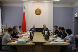 Состоялся визит в Беларусь выездной миссии экспертов Евразийской группы по противодействию легализации преступных доходов и финансированию терроризма