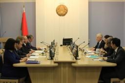 В Комитете госконтроля состоялась встреча с представителями Всемирного банка