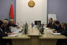 Состоялась рабочая встреча Председателя Комитета госконтроля и руководства Европейского бюро по борьбе с мошенничеством