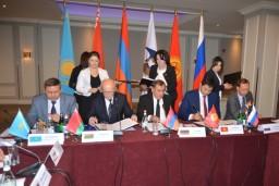 Леонид Анфимов принял участие в заседании коллегий высших органов финансового контроля государств – членов ЕАЭС