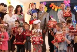 Работники Комитета госконтроля поздравили с днем защиты детей воспитанников Ждановичского детского дома