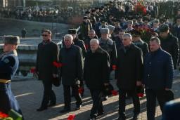 Леонид Анфимов почтил память воинов-интернационалистов