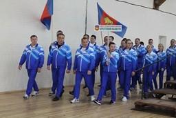 В спорткомплексе «Стайки» состоялась спартакиада работников Комитета государственного контроля