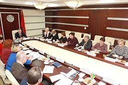 Председатель Комитета государственного контроля Гродненской области Дорожко А.А. провел «круглый стол» с представителями республиканских и региональных средств массовой информации.