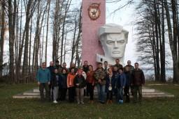 Работники Комитета государственного контроля Витебской области приняли участие в акции «Чистый лес»