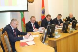 На заседании коллегии КГК Могилевской области подведены итоги работы за 2018 год