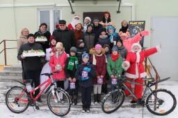 Комитет госконтроля Могилевской области и управление Департамента финансовых расследований по Могилевской области приняли участие в республиканской акции «Наши дети»