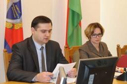 В Комитете госконтроля Могилевской области прошел брифинг по вопросам эффективности использования в регионе недвижимого имущества, проданного на льготных условиях