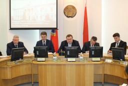 Коллегия КГК Могилевской области рассмотрела итоги работы за 2017 год и определила приоритетные направления деятельности в 2018 году
