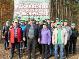 Участие работников Комитета   государственного контроля Гомельской области в республиканской   акция «Чистый лес» стала доброй традицией.