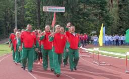 В спорткомплексе «Стайки» состоялась ежегодная спартакиада работников Комитета государственного контроля