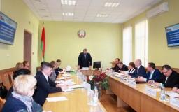 На коллегии Комитета государственного контроля Гомельской области рассмотрены результаты контроля за использованием бюджетных средств детскими школами искусств Гомельской области.