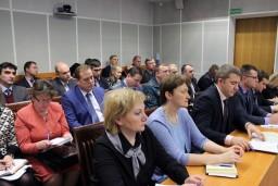 Комитетом государственного контроля Гомельской области проведен областной семинар-совещание с представителями контролирующих и надзорных органов