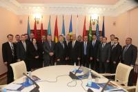 Заседание рабочей группы КСОНР (г.Минск), 17 апреля 2014 года