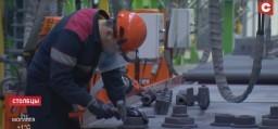 Курс на импортозамещение. На Моторном заводе в Столбцах открыли участок инновационной производственной линии (телеканал СТВ, программа «Новости 24 часа», 19-30)