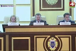 КГК проверил организацию питания в учреждениях образования (телеканал «Беларусь-4», программа «Новости региона»).