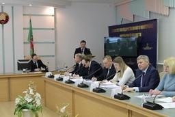 На коллегии Комитета государственного контроля Витебской области подведены итоги контрольных мероприятий по вопросу комфортного и безопасного пребывания детей в школах области